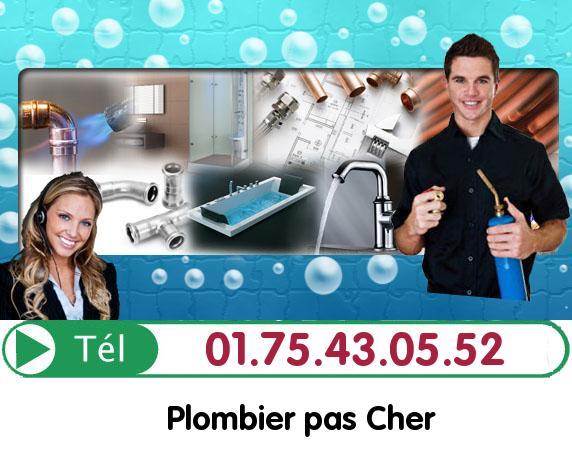 Baignoire Bouchée Pontoise - Lavabo Bouché Pontoise 95000