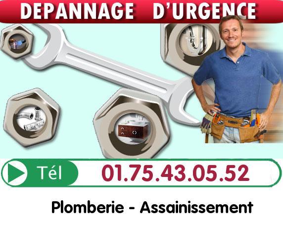 Canalisation Bouchée Essonne