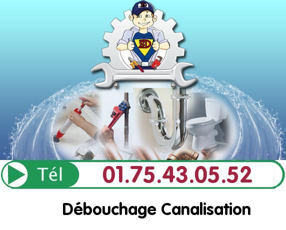 Canalisation Bouchée Paris 17