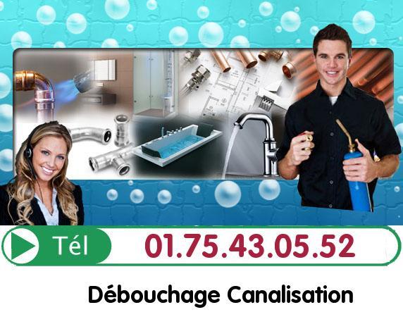 Canalisation Bouchée Paris 4