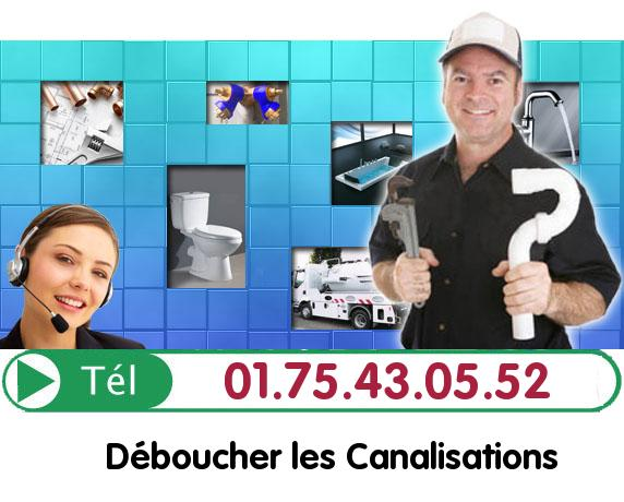 Curage Canalisation Chantilly 60500
