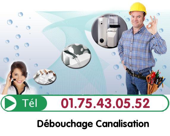 Curage Canalisation Nogent sur Oise 60180