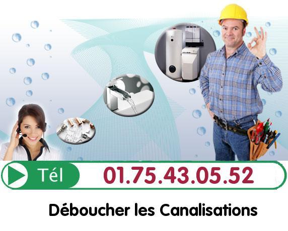 Curage Canalisation Paris 20