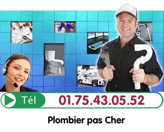 Debouchage Colonne Paris 17 - Plombier Paris