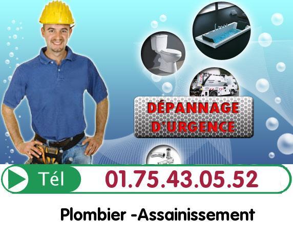 Degorgement Colonne Bois Colombes 92270
