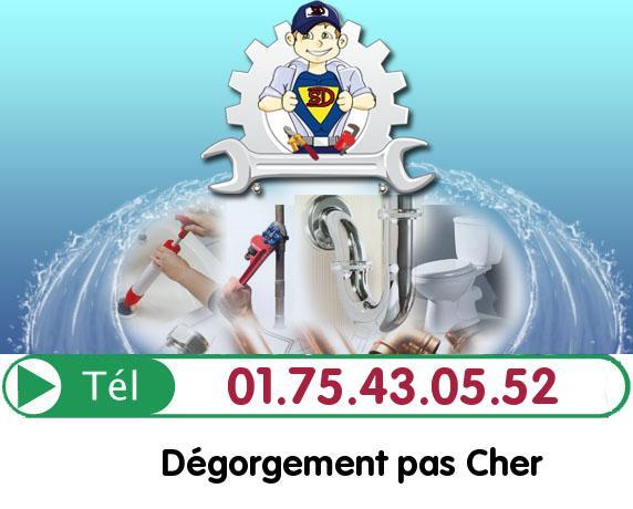 Degorgement Colonne Clamart 92140