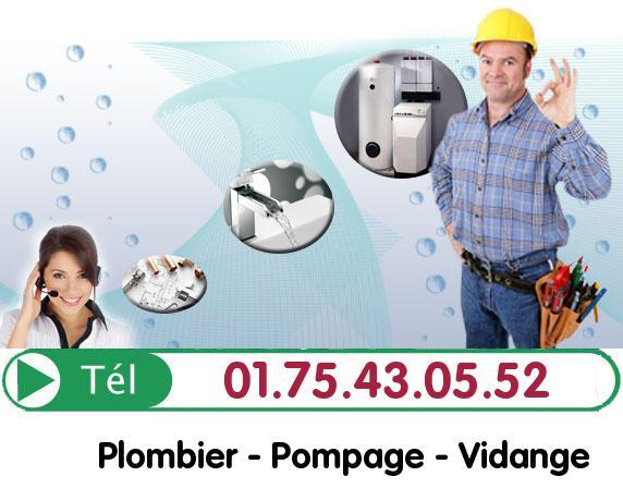 Degorgement Colonne Nanterre 92000