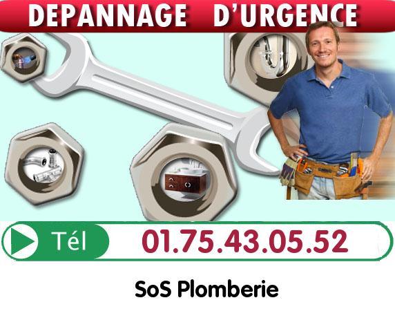 Degorgement Colonne Paris 1