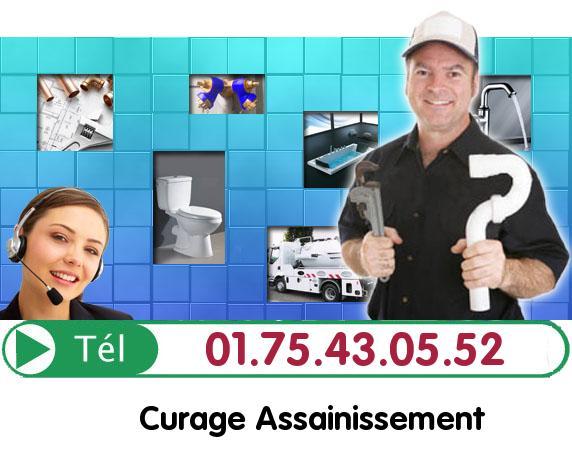 Degorgement Colonne Sceaux 92330