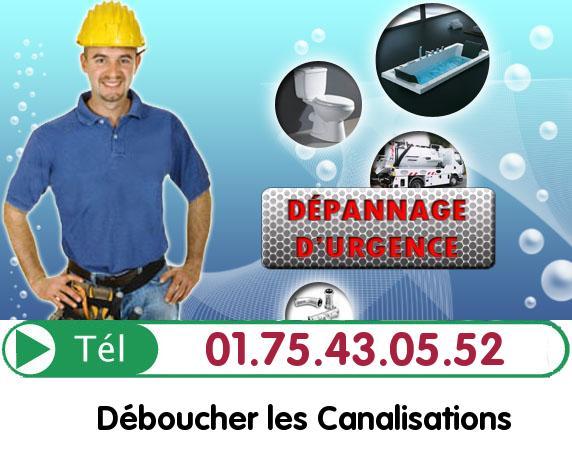 Degorgement Colonne Suresnes 92150