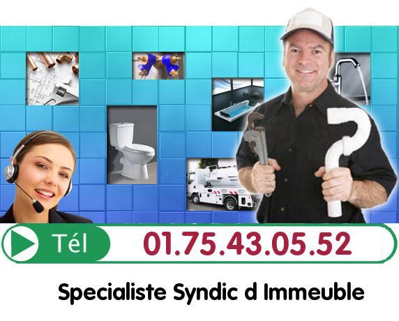 Plombier Syndic de copropriete Bures sur Yvette - Syndic Immeuble 91440