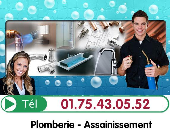 Urgence Plombier Beauchamp 95250