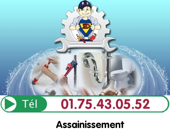 Urgence Plombier Belloy en France 95270