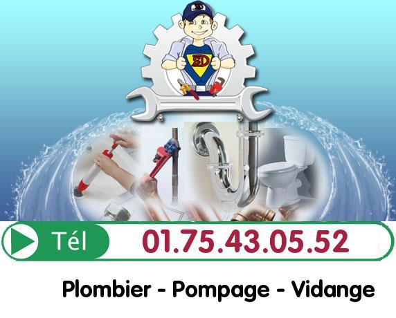 Urgence Plombier Bessancourt 95550