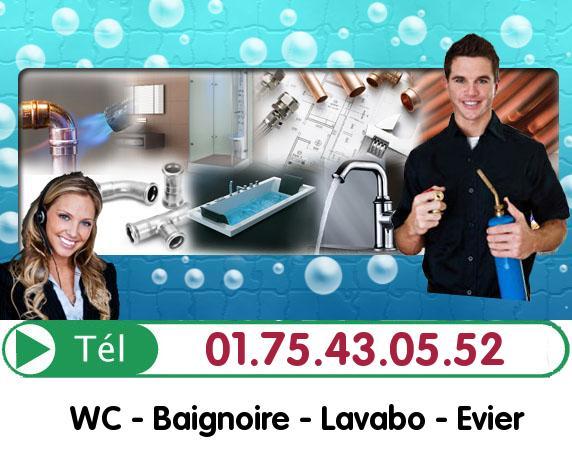 Urgence Plombier Butry sur Oise 95430