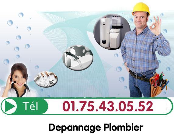 Urgence Plombier Champagne sur Oise 95660