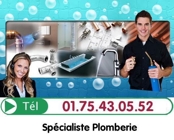 Urgence Plombier Courdimanche 95800
