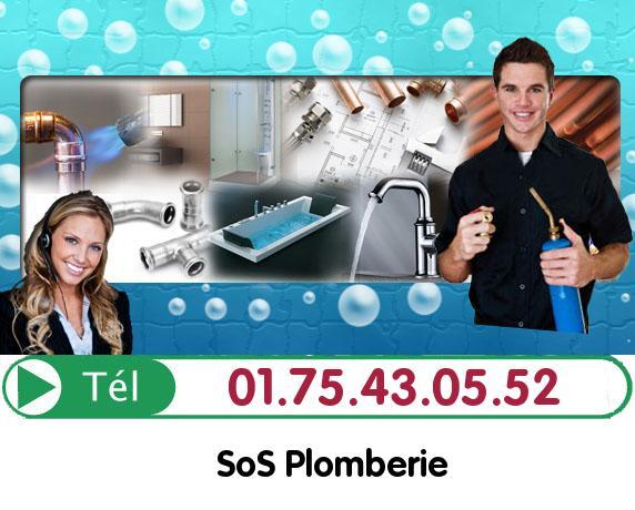Urgence Plombier Ezanville 95460