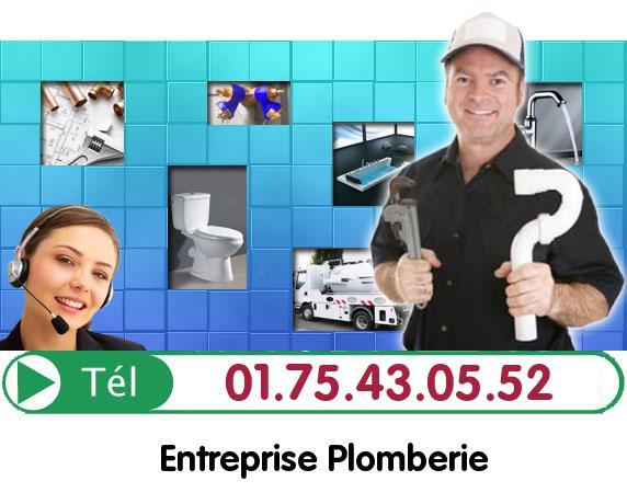 Urgence Plombier Gonesse 95500