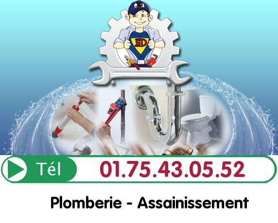 Urgence Plombier Margency 95580