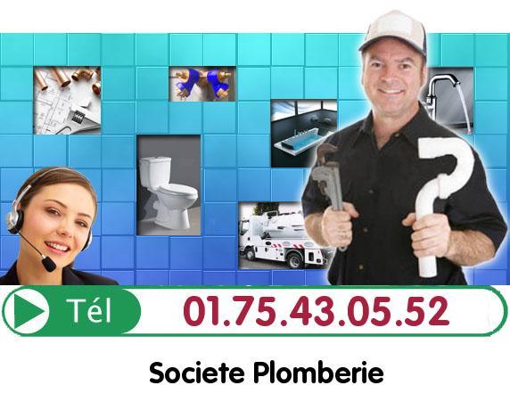 Urgence Plombier Menucourt 95180