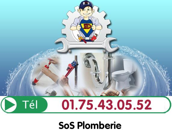 Urgence Plombier Mery sur Oise 95540
