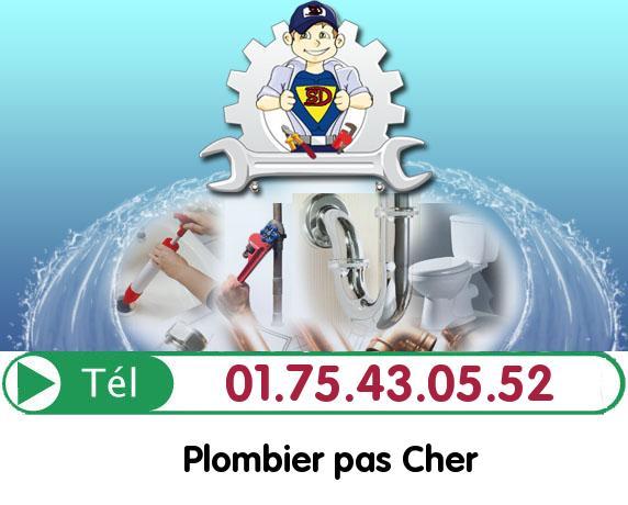 Urgence Plombier Montmorency 95160