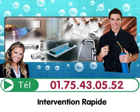 Urgence Plombier Presles 95590