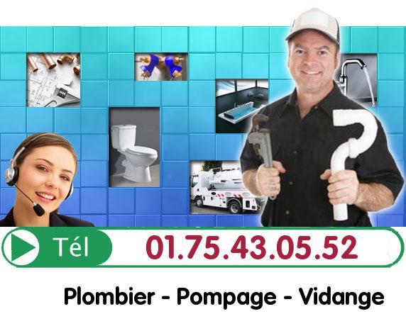 Urgence Plombier Saint Brice sous Foret 95350