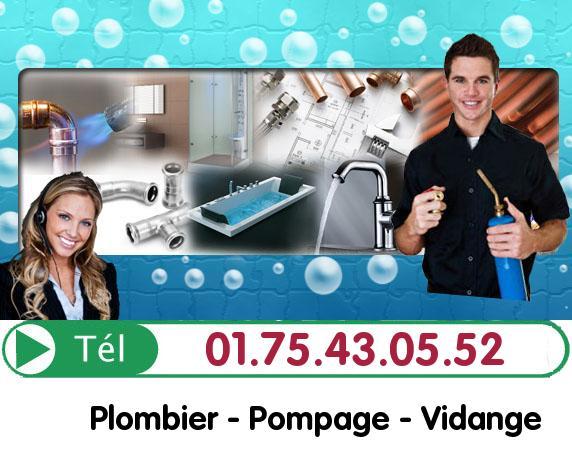 Urgence Plombier Saint Witz 95470