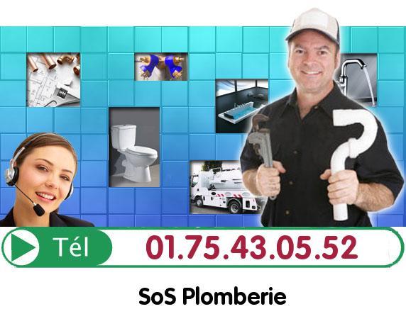 Urgence Plombier Survilliers 95470