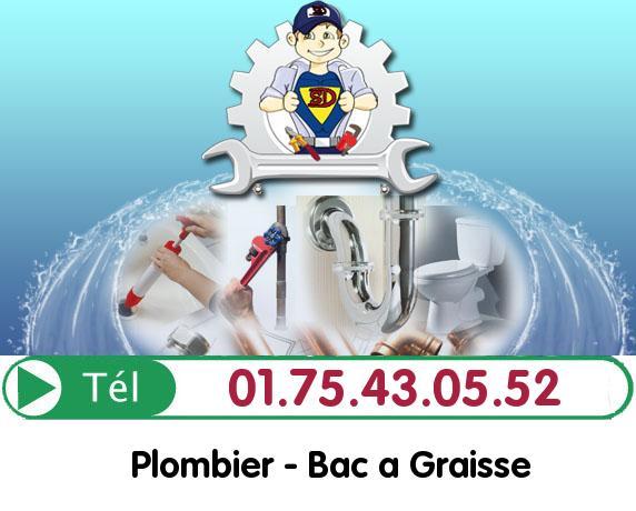 Urgence Plombier Viarmes 95270